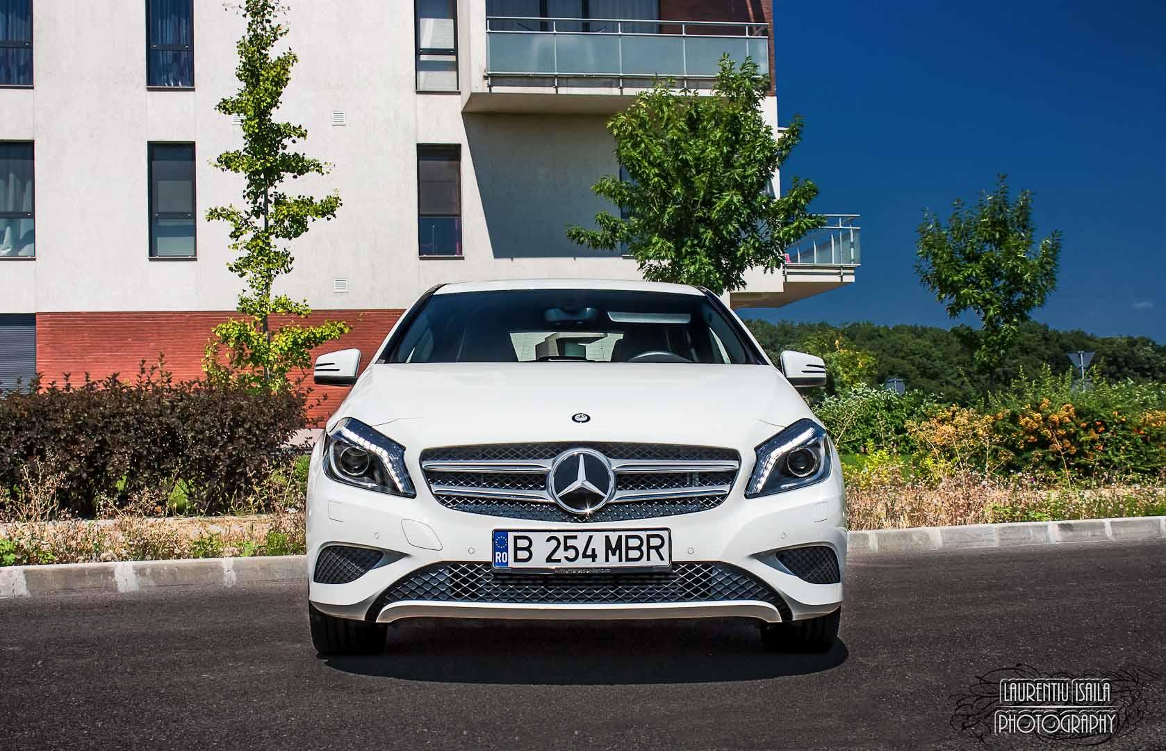 Drive test Mercedes-Benz A180 CDI