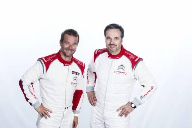 Yvan Muller alaturi de Loeb la Citroën Racing in WTCC