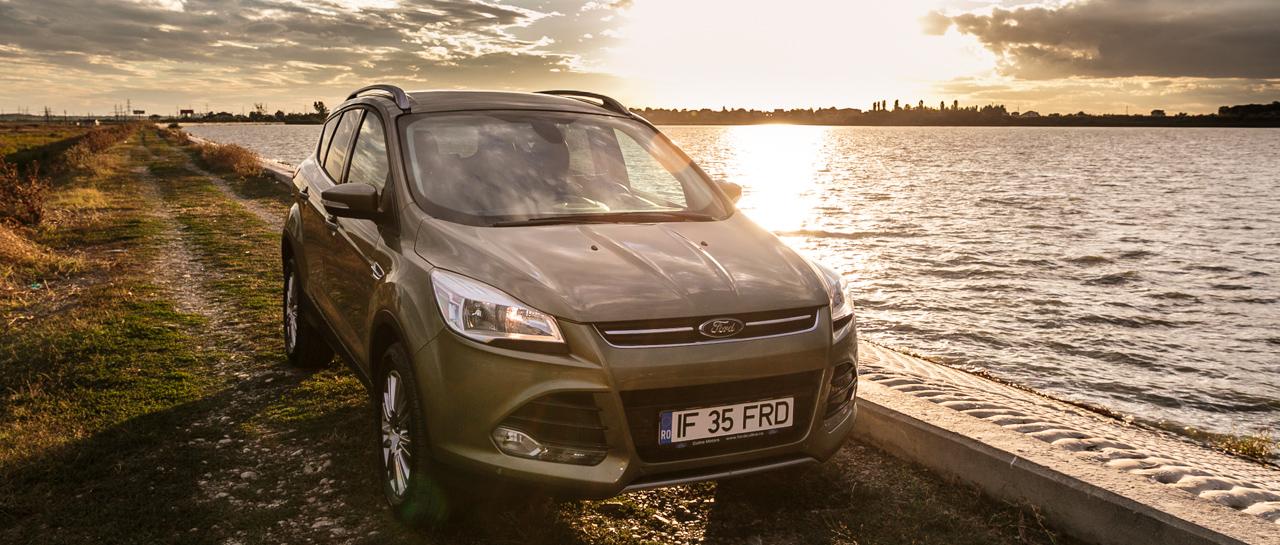Drive test Ford Kuga – 2.0 TDCI – 163 CP – Titanium