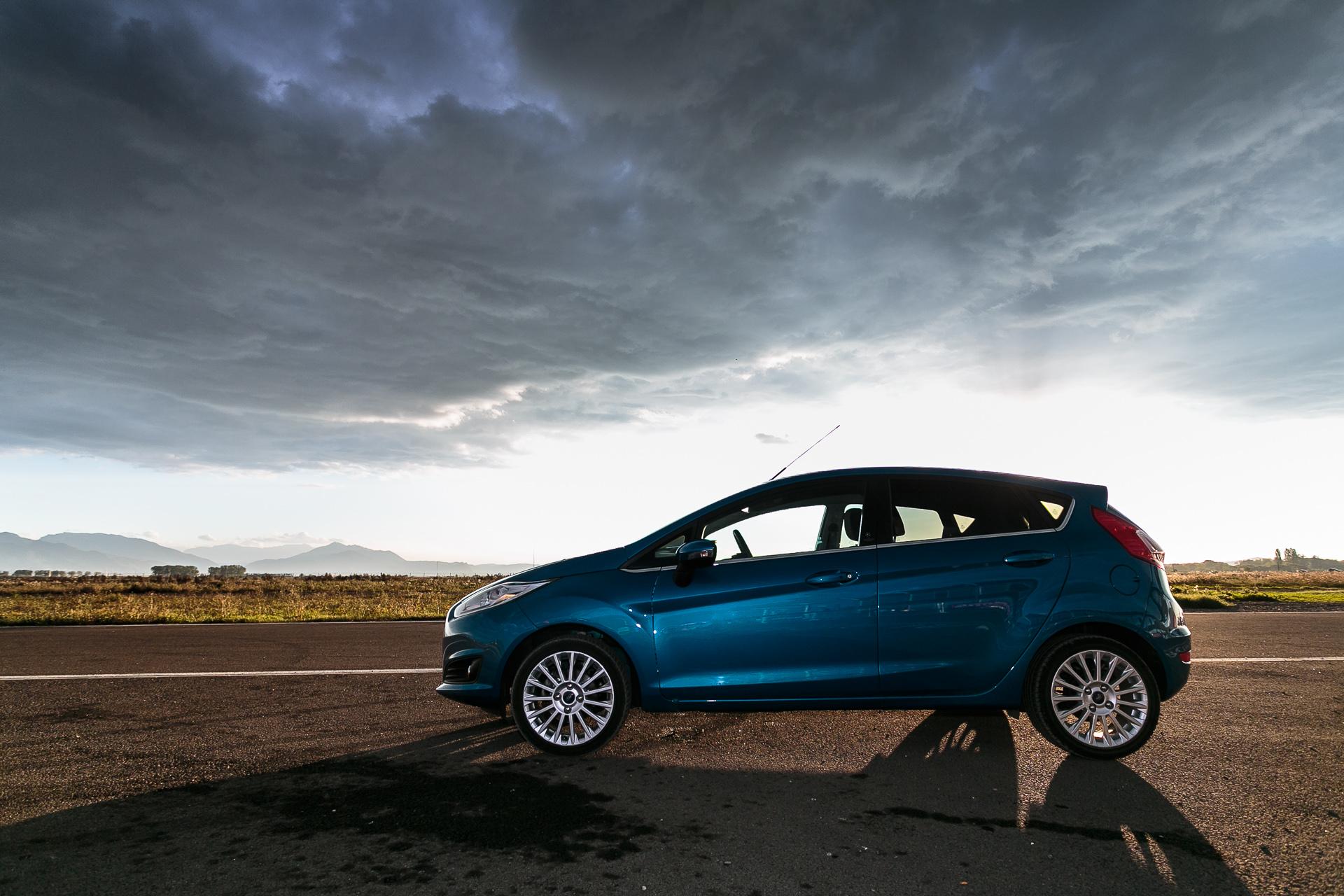 Drive Test noul Ford Fiesta 1.0 turbo