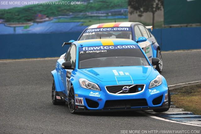 Aparitie unica pentru Volvo in acest sezon al WTCC