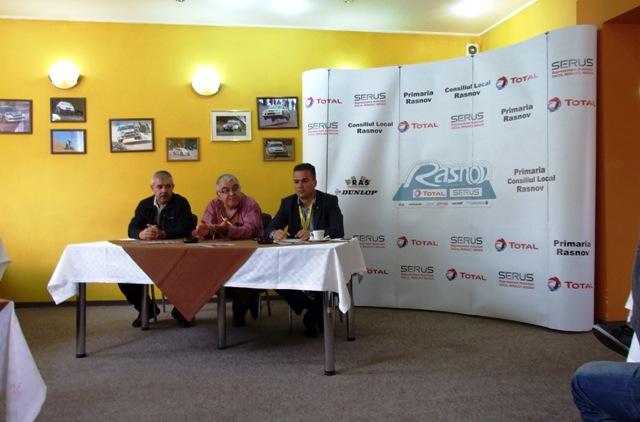 Trofeul Rasnov 2013 – Conferinta de presa