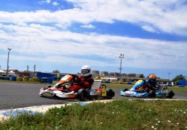 Ultima etapa a Campionatului National de Karting