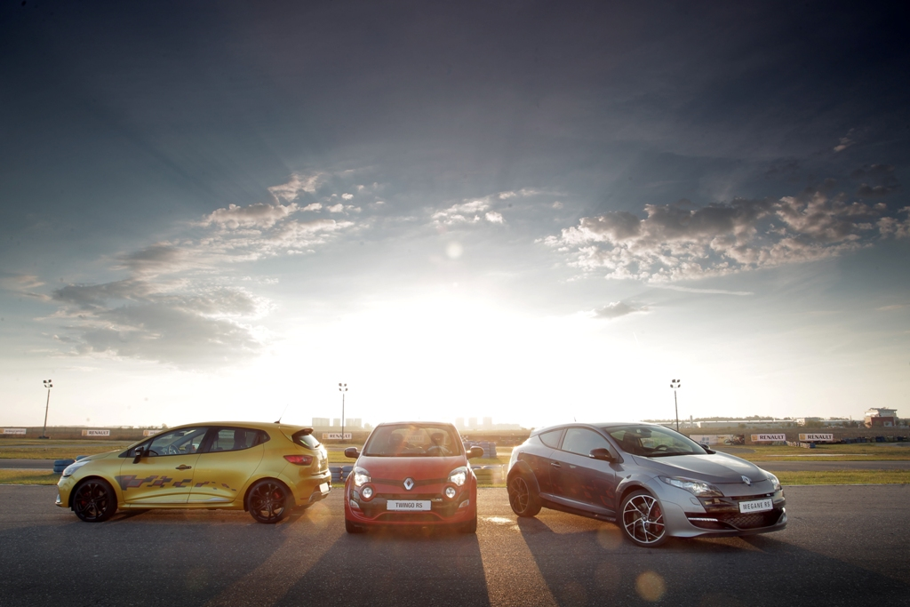 Renault Sport Experience