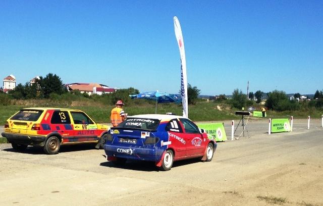 Slalom paralel la Sibiu – etapa a V-a