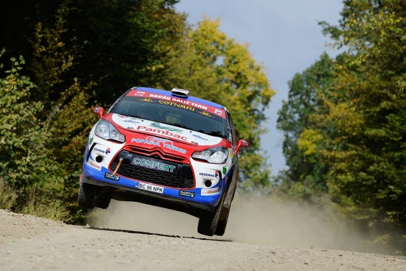Bacau Rally Team mizeaza totul pe cartea atacului