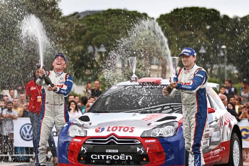 Robert Kubica va pilota un DS3 WRC in Raliul Marii Britanii