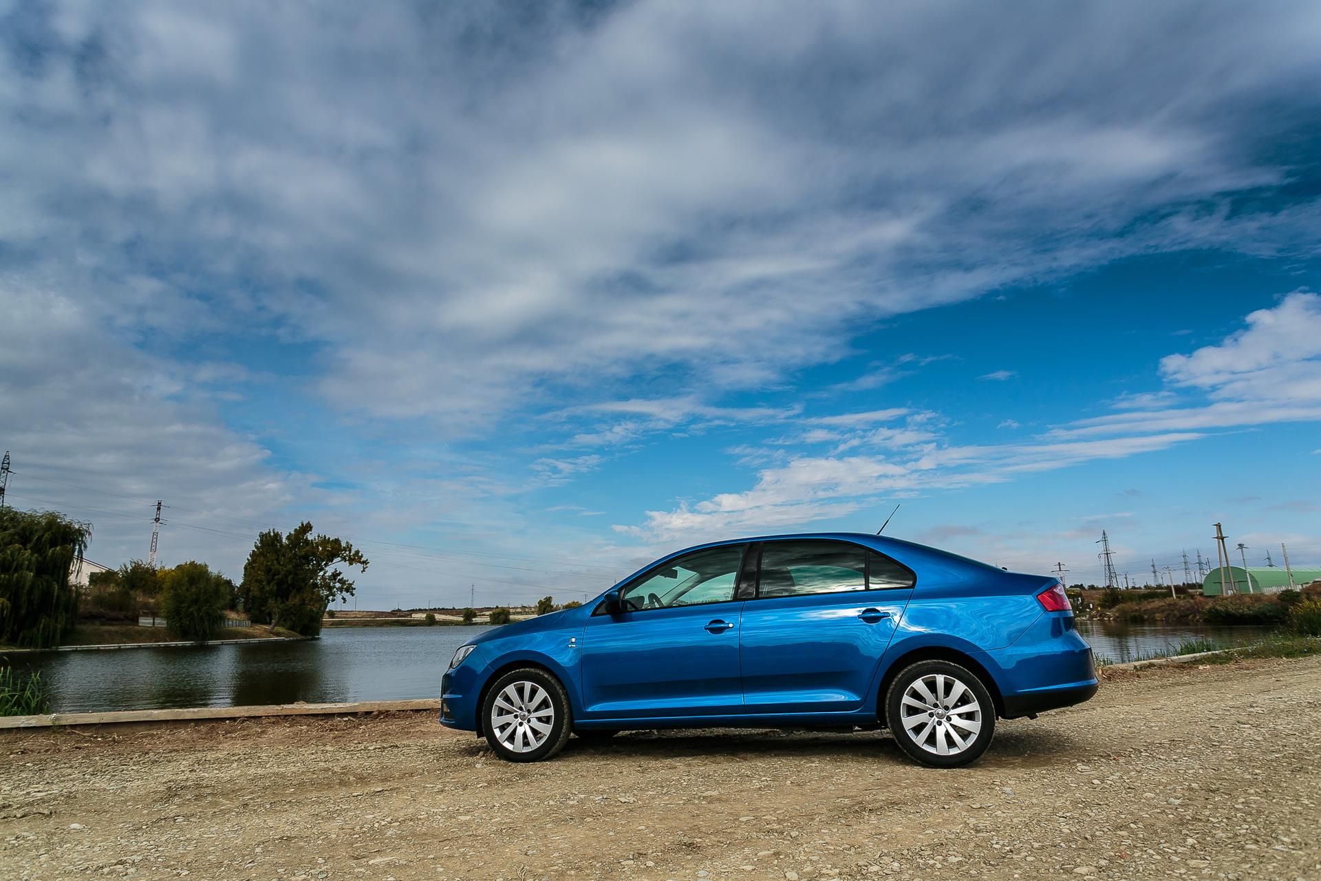 Drive test SEAT Toledo – 1.2 TSI -105 cp – Style