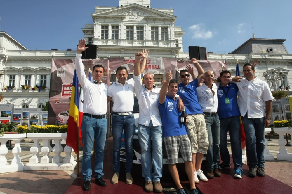 Sezon perfect pentru ESD Rally Team