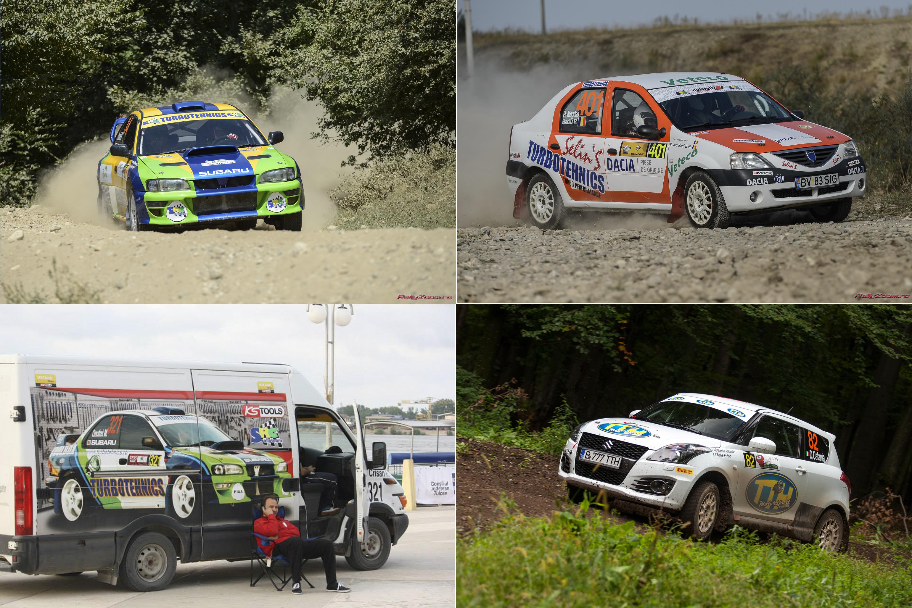 De vanzare Subaru Impreza STi, Dacia Logan, Suzuki Swift Sport si duba asistenta Iveco