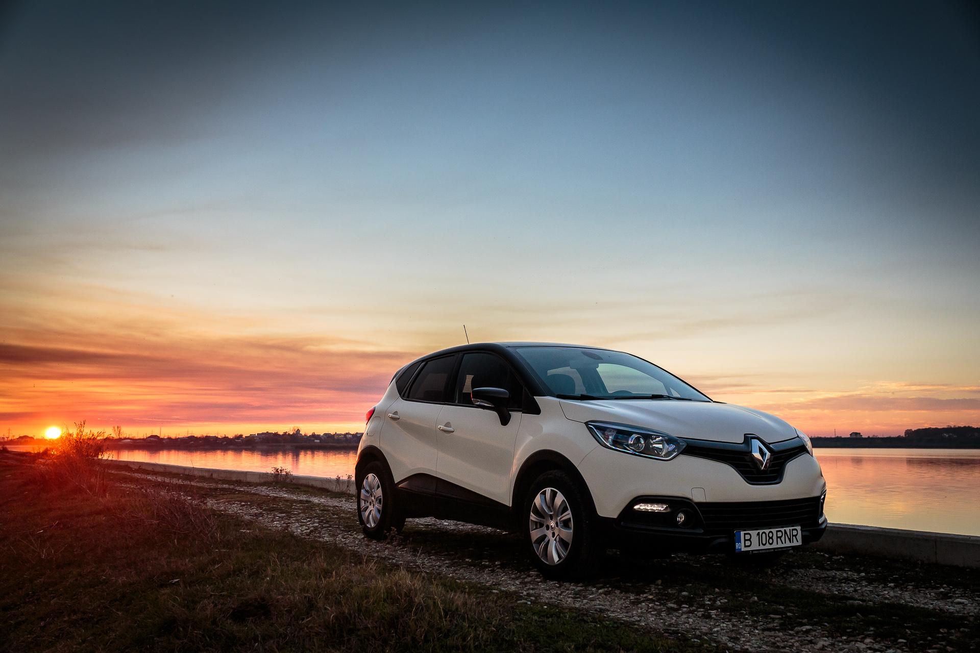"""Renault Captur a fost desemnată """"Mașina Anului 2014 în România"""""""