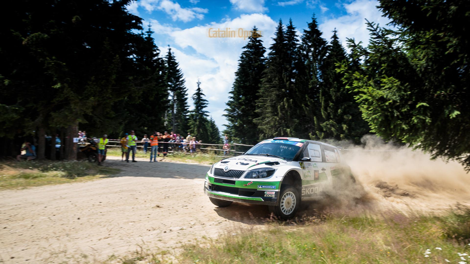 ŠKODA dezvoltă noua Fabia R5 pentru 2015