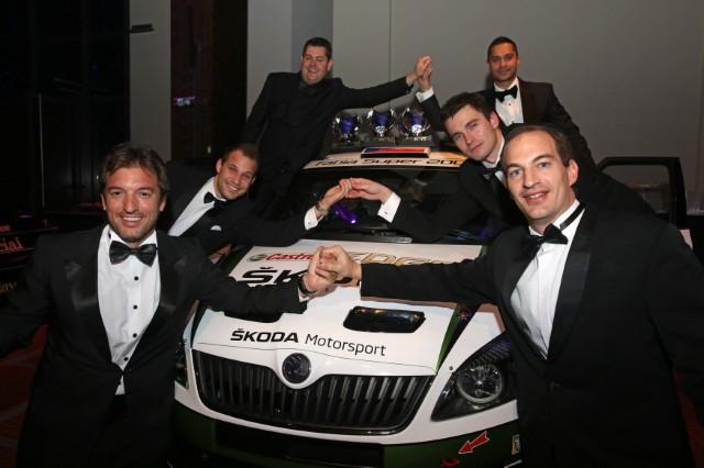 Gala FIA ERC 2013