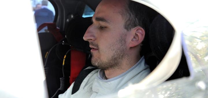 Kubica va face un sezon complet in WRC