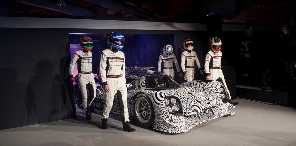 Porsche 919 hybrid continua traditia