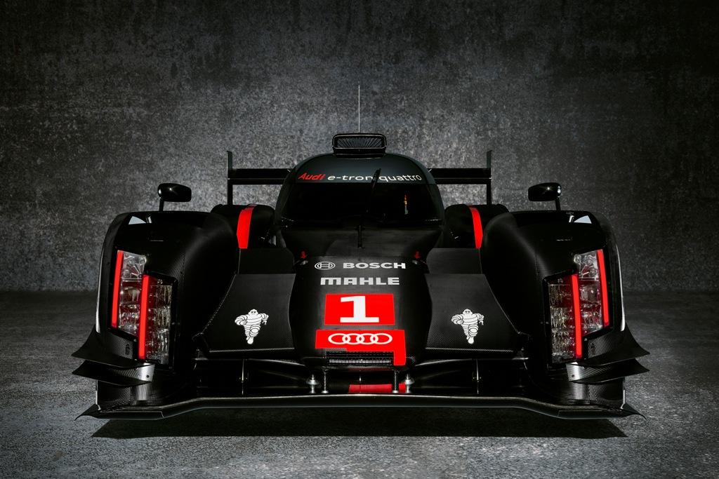 Noul Audi R18 e-tron quattro