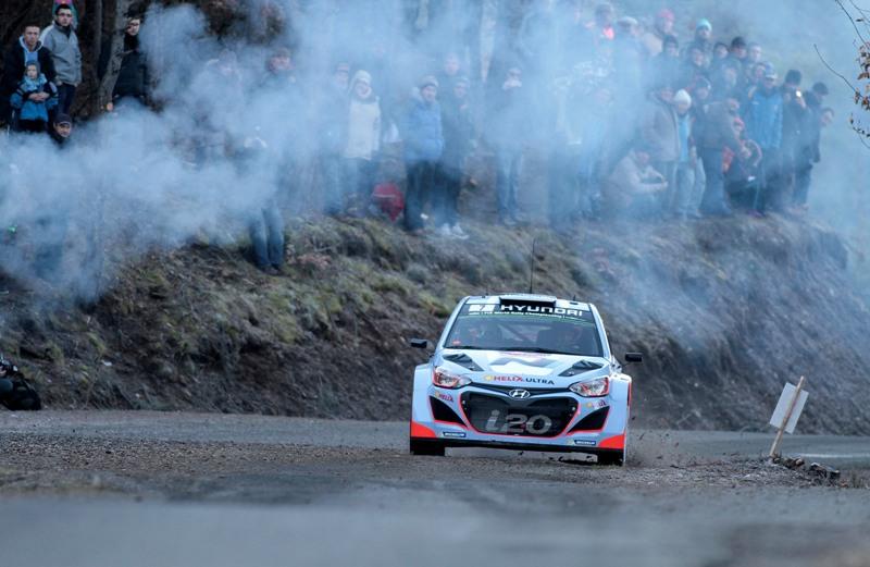 Chris Atkinson a fost confirmat de Hyundai pentru Raliul Mexicului