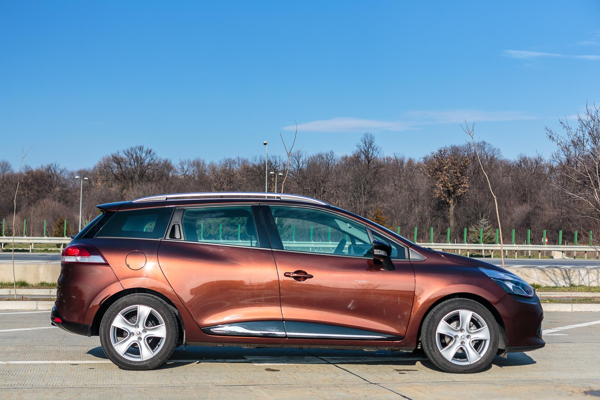 Drive test Renault Clio Estate – 1.5 dCi
