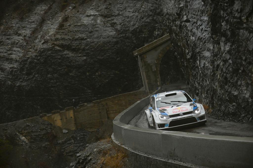 Raliul Monte-Carlo 2014 – Ogier preia pozitia de lider in cea de-a doua zi