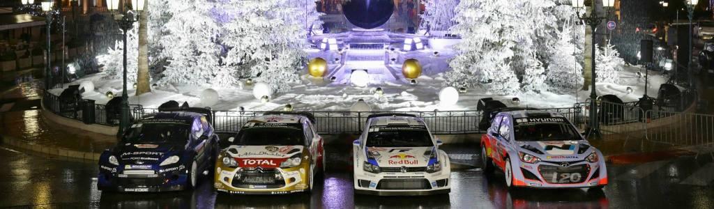 Raliul Monte-Carlo 2014 – a 82-a editie
