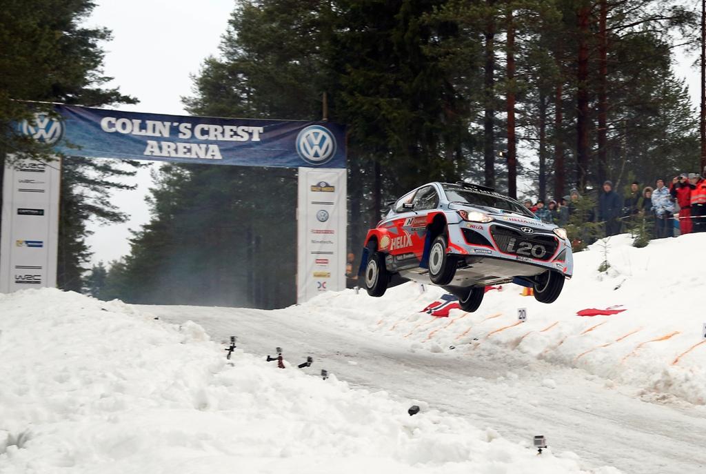3 Hyundai i20 WRC pentru Raliul Portugaliei