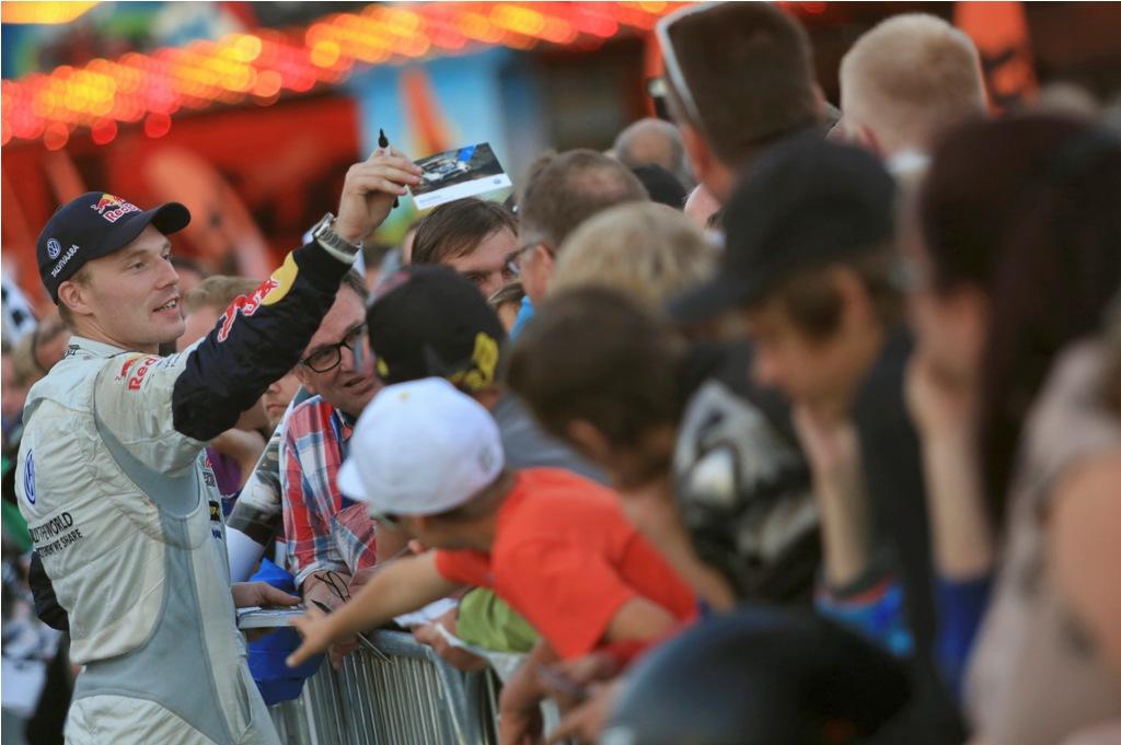 Jari-Matti Latvala: Lucrez la titlul de campion mondial