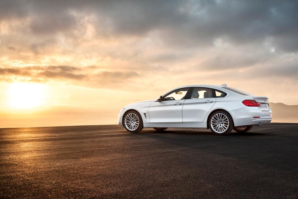 Noul BMW Seria 4 Gran Coupe, primele informaţii oficiale