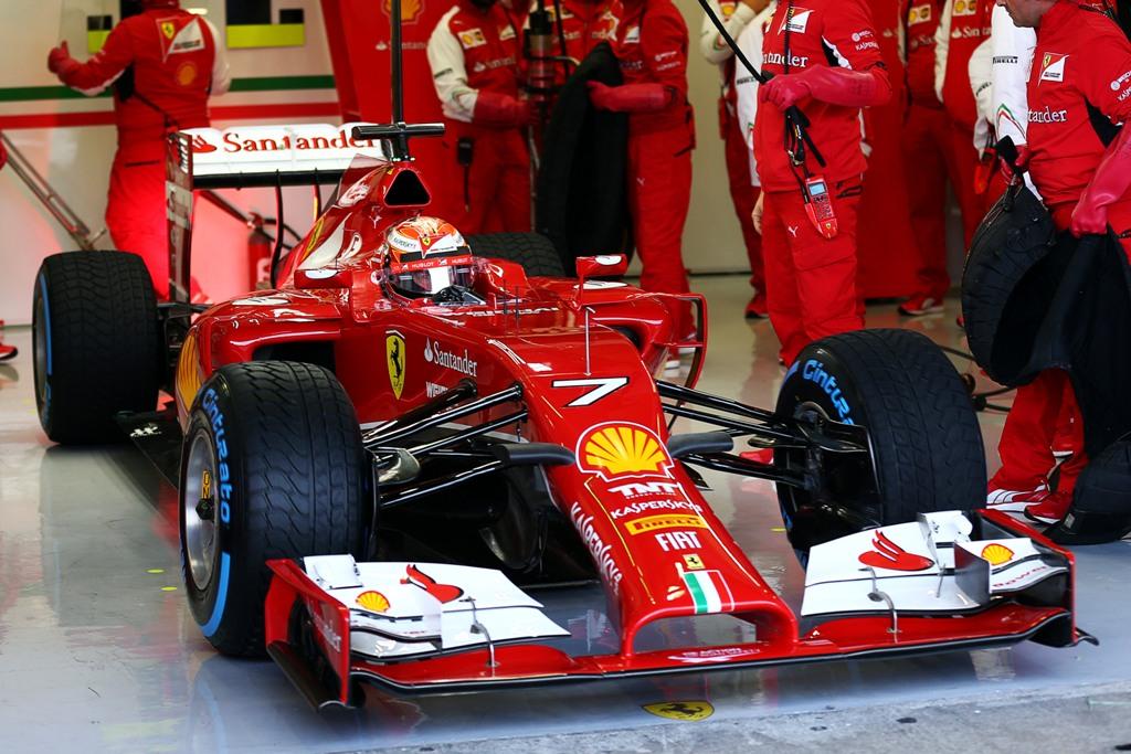 Incep testele de la Bahrein