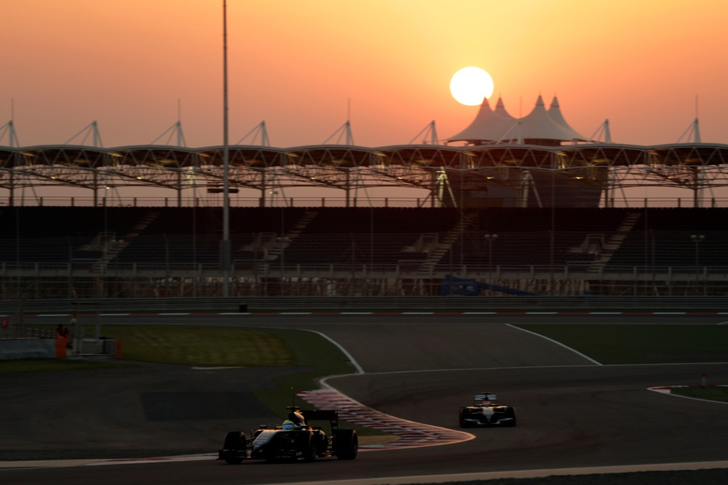 Start in cea de-a doua sesiune de teste de la Bahrain
