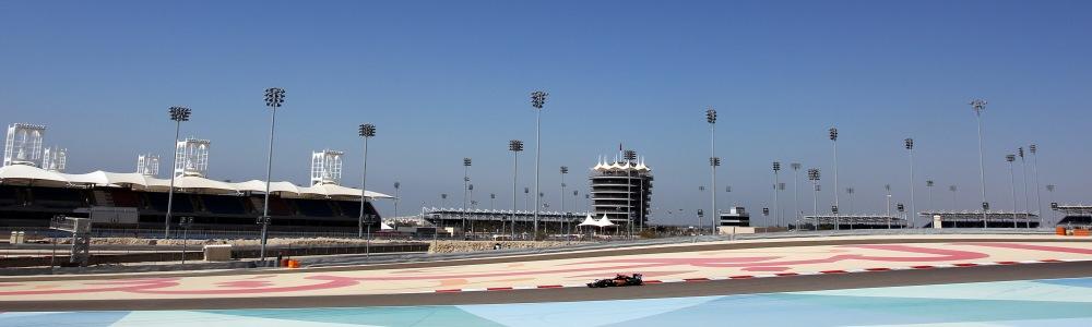 S-a incheiat primul test de la Bahrain
