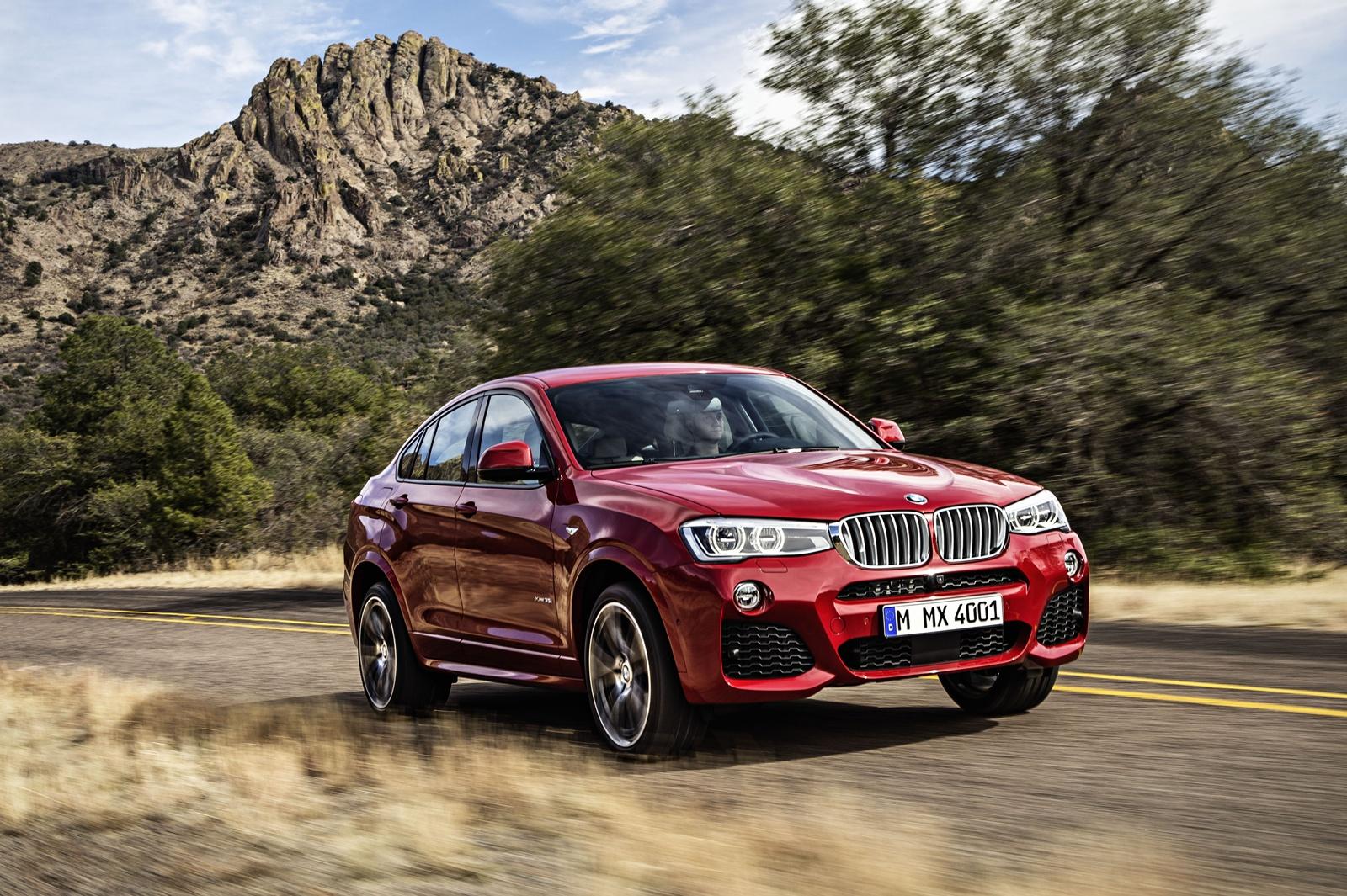 Noul BMW X4 – disponibilitate şi preţuri pentru România
