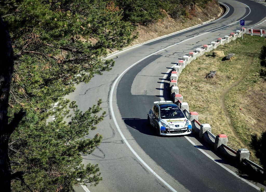 Francois Delecour a castigat Tess Rally Romtelecom