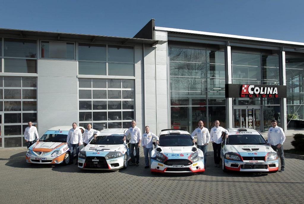 O noua formula pentru BCR Leasing Rally Team in 2014