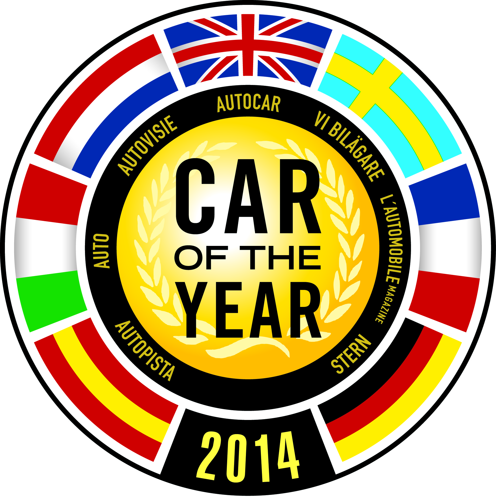 "Noul PEUGEOT 308 votat ""Car of the Year 2014"""