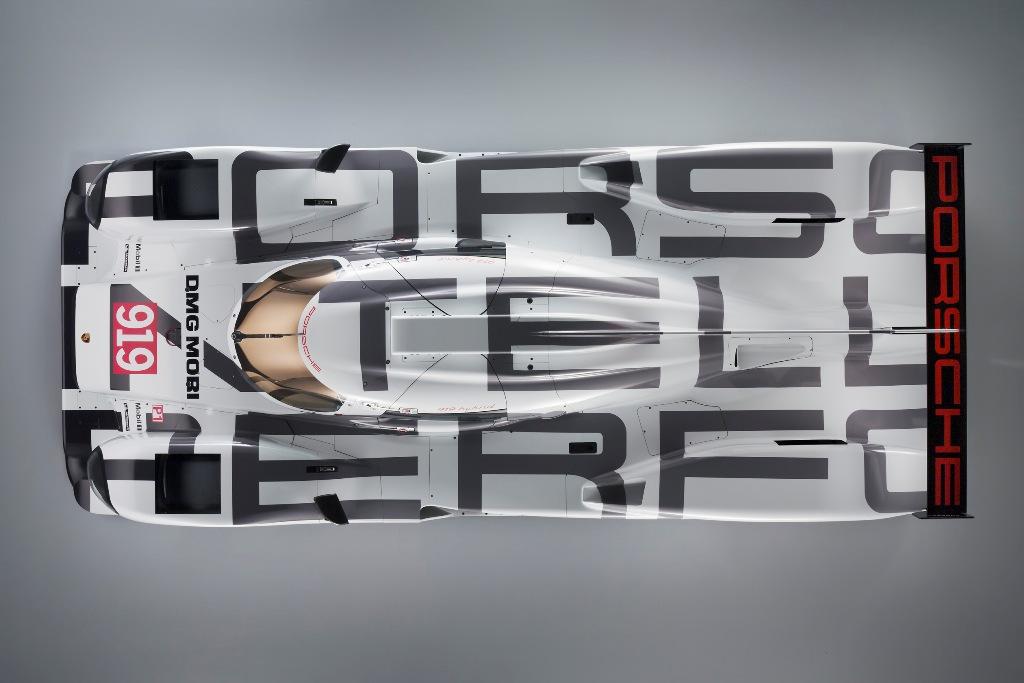 Porsche 919 Hybrid a fost prezentat oficial la Geneva International Motor Show