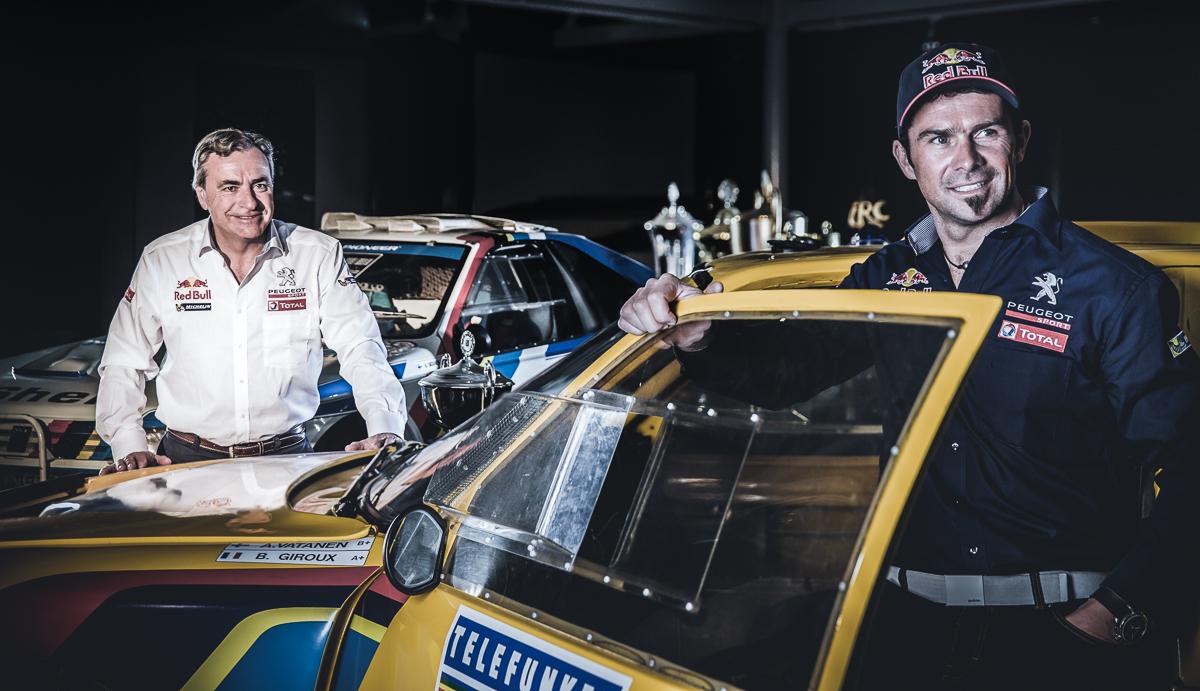 Noi detalii despre programul Peugeot pentru Dakar