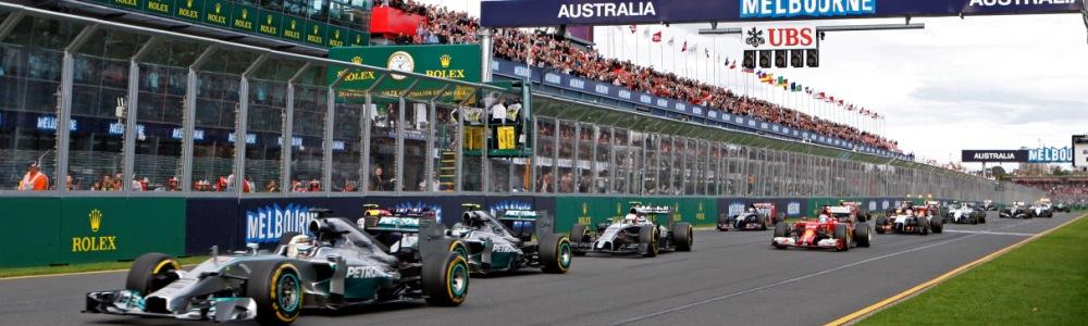 Nico Rosberg triumfator in Australia