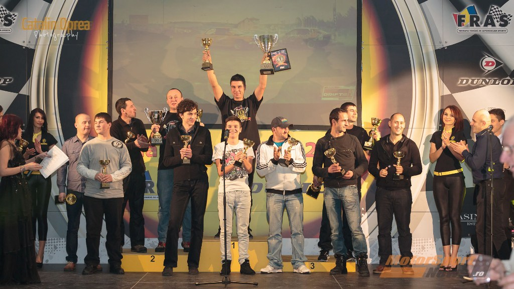 Fara Campionat National de Drift in 2014