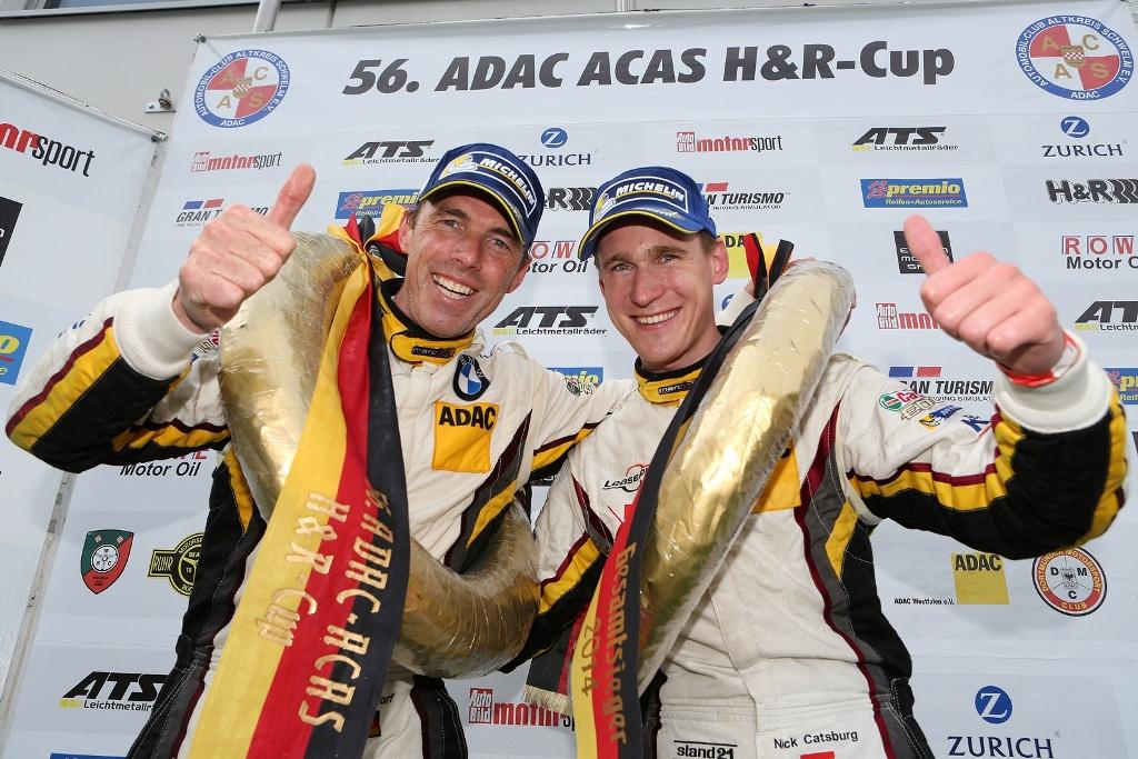 BMW Sports Trophy Team Marc VDS câştigă pe Nordschleife