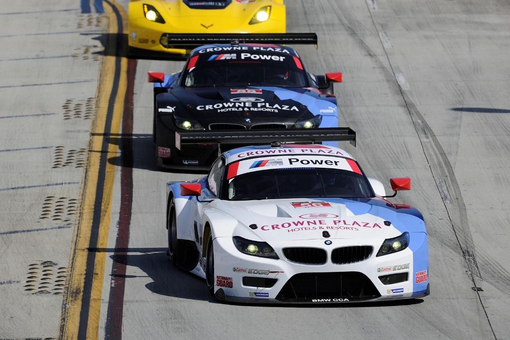 Al treilea podium consecutiv pentru BMW in USSC