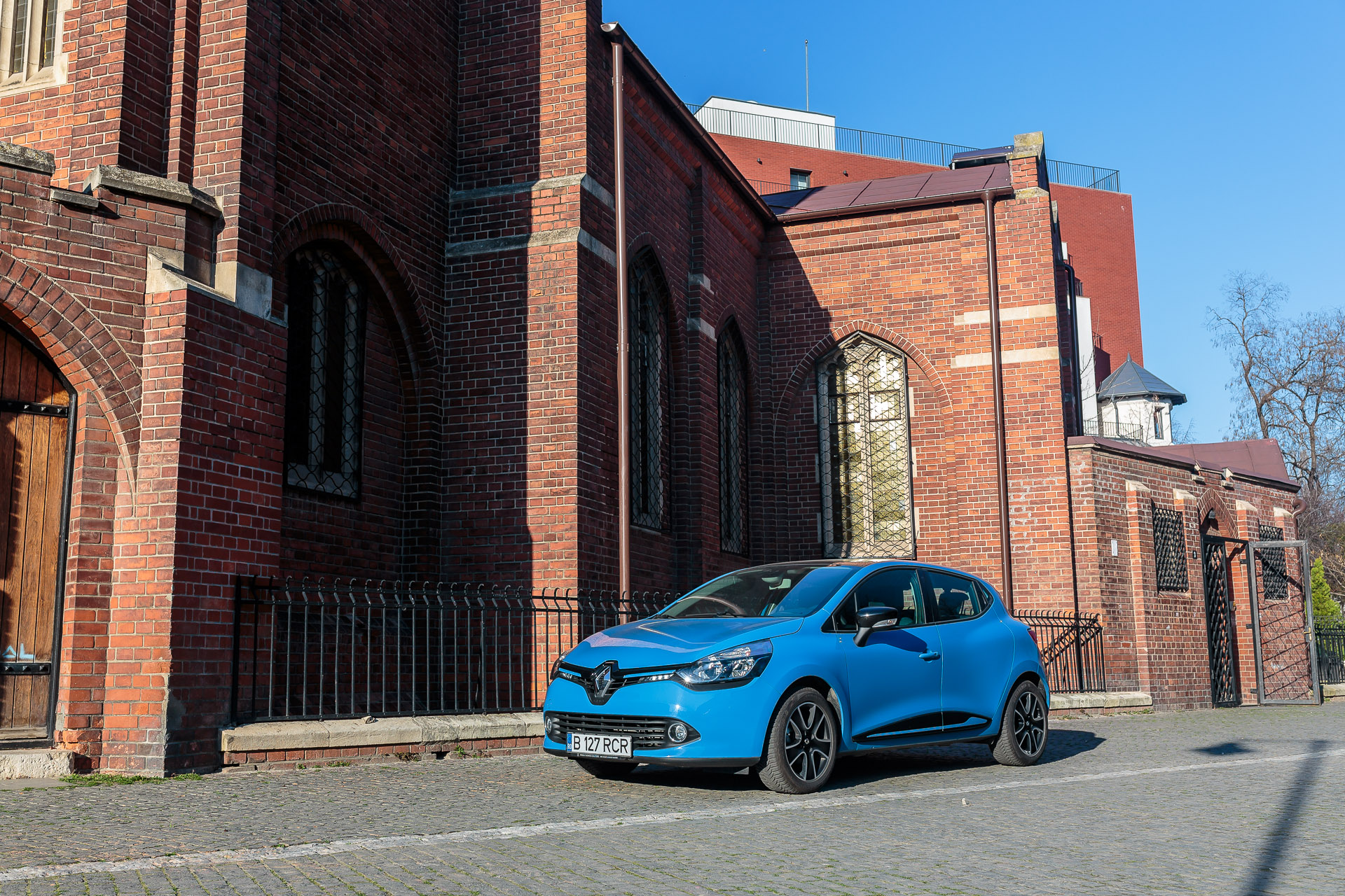 Drive Test Renault Clio – 1.2 TCe – 120 Cp – EDC
