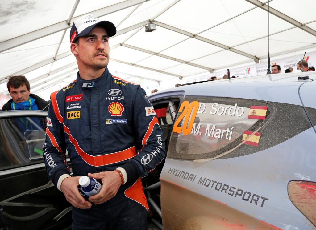 Dani Sordo a semnat cu Hyundai Motorsport pentru inca doi ani