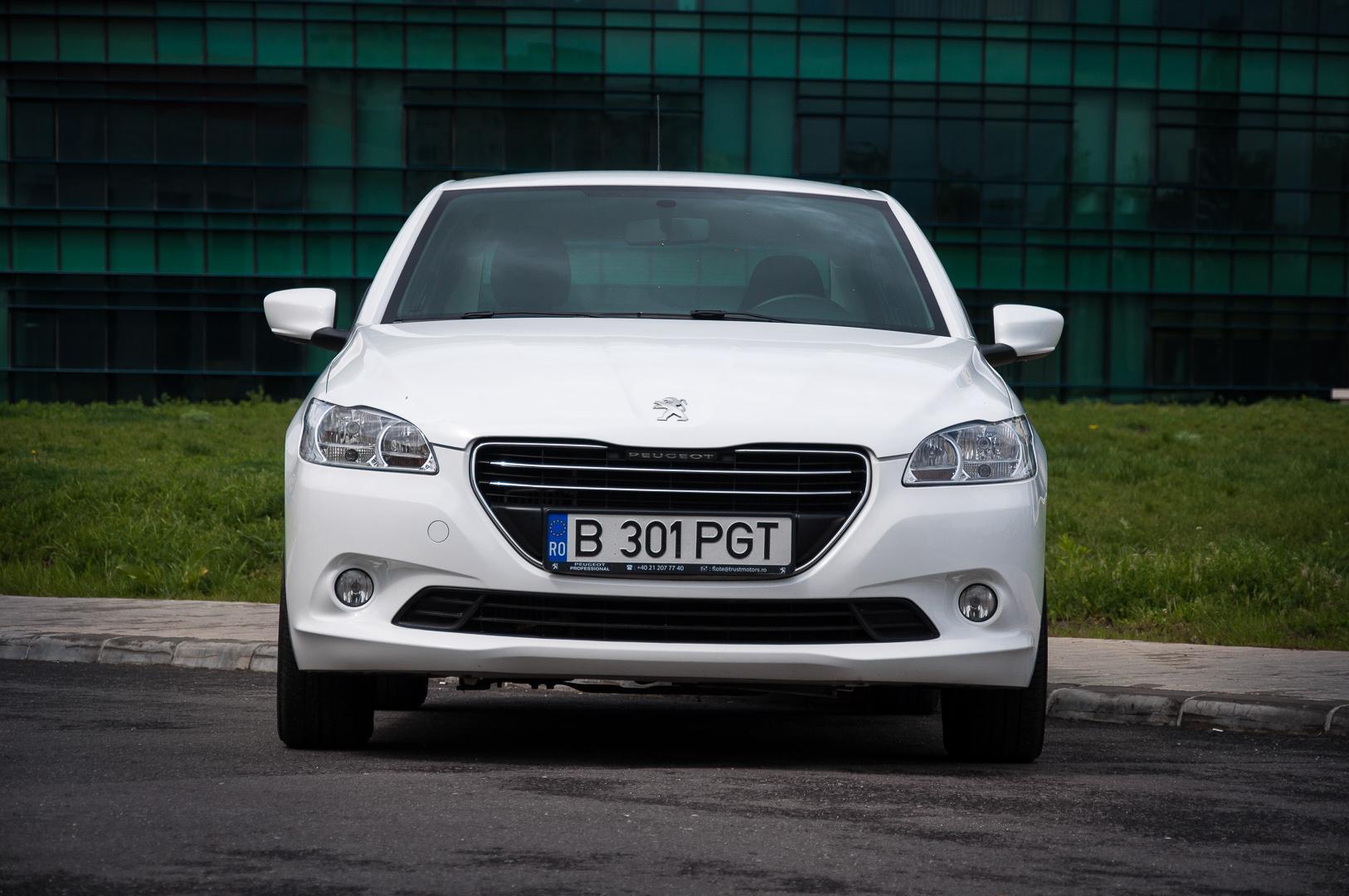 Drive test Peugeot 301 – 1.6 HDi – 92 cp
