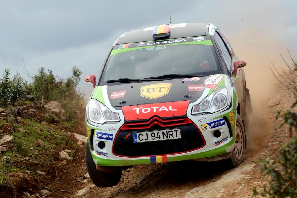 Primele puncte pentru Simone Tempestini in Junior WRC