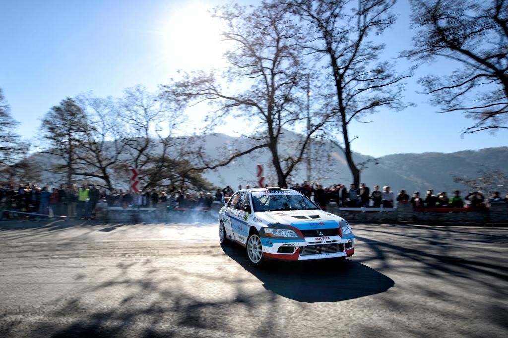 Teste pentru BCR Leasing Rally Team inainte de Arad