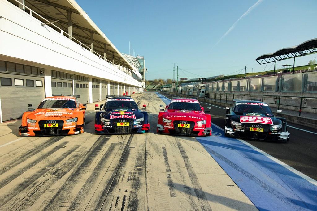 Audi si BMW si-au prezentat o parte din noile grafici pentru masinile din DTM