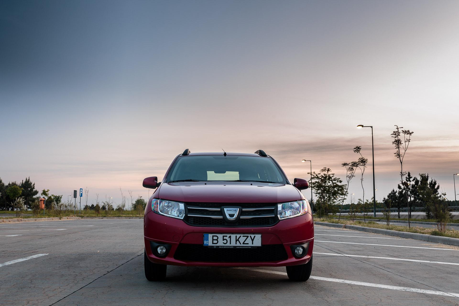 Drive – test Dacia Logan MCV 0.9 TCe – Laureate