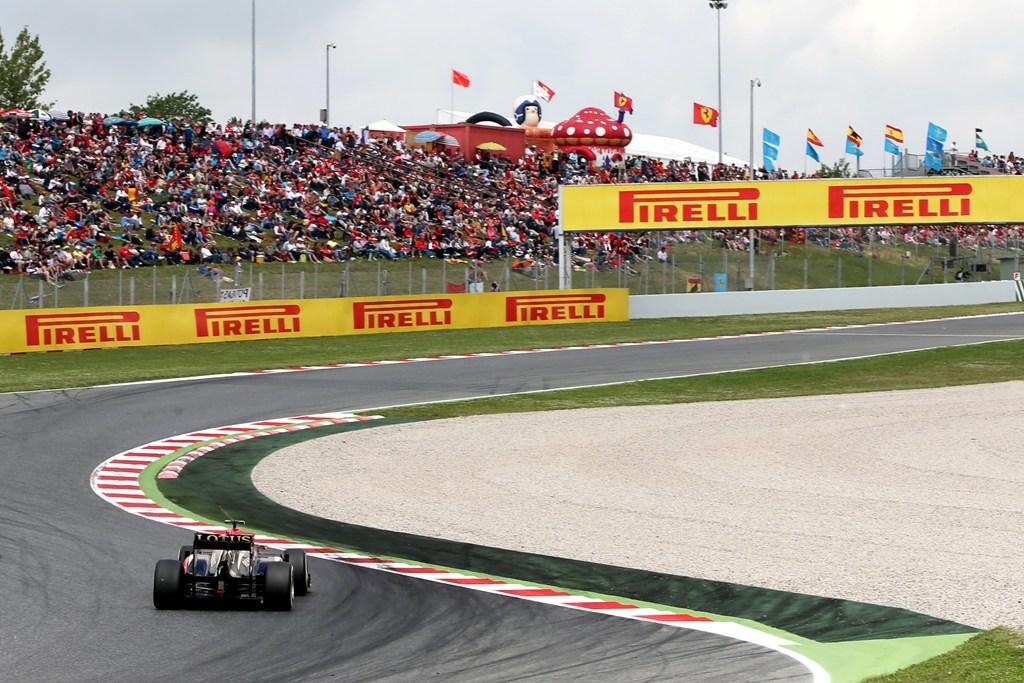 Marelui Premiu al Spaniei: 9-11 mai 2014