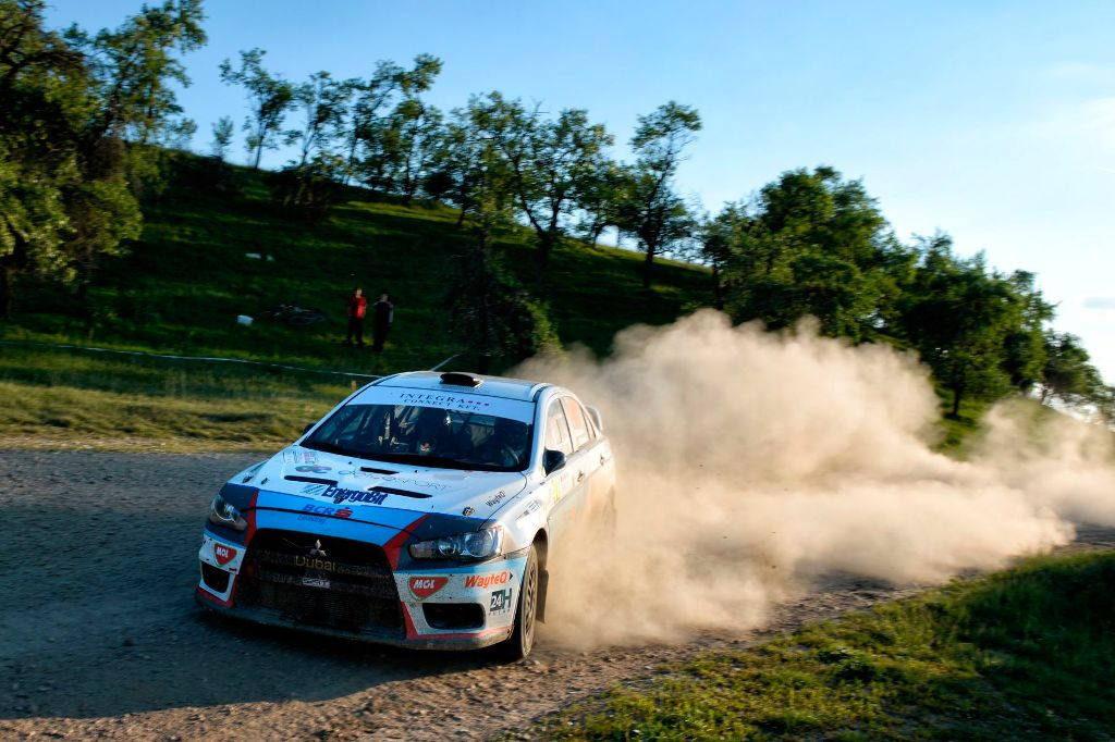 BCR Leasing Rally Team îşi va apăra locul I la echipe