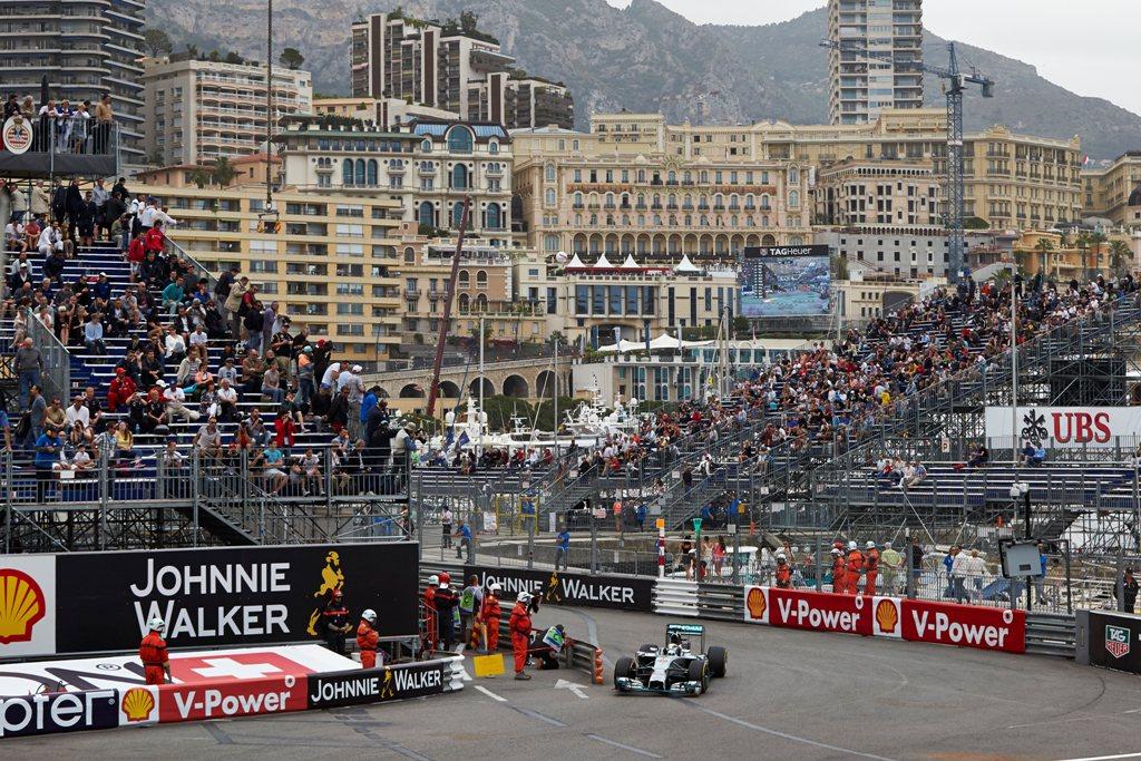 Marele Premiu al Principatului Monaco 2014 – Antrenamente libere
